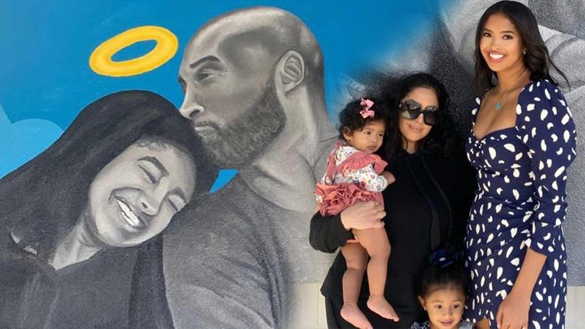 Vanessa Bryant dan keluarga