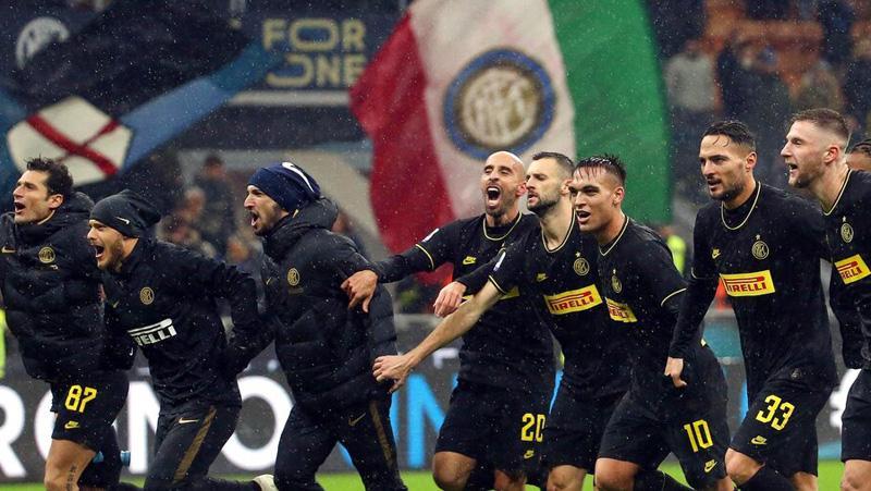 daftar klasemen Liga Italia 2019-2020