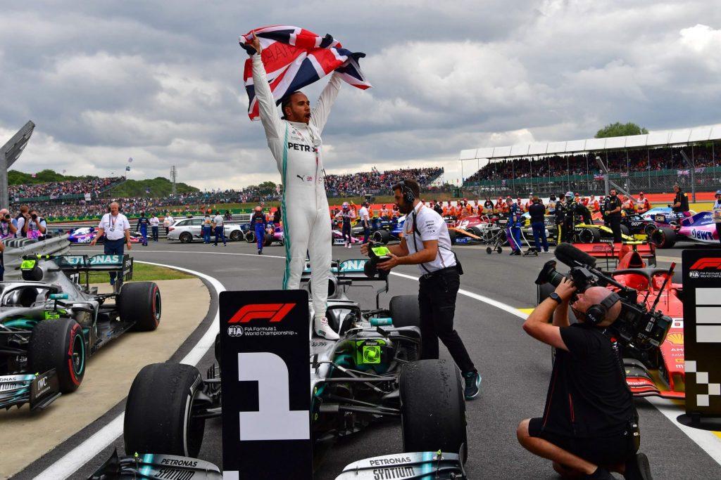 Grand Prix Inggris 2020