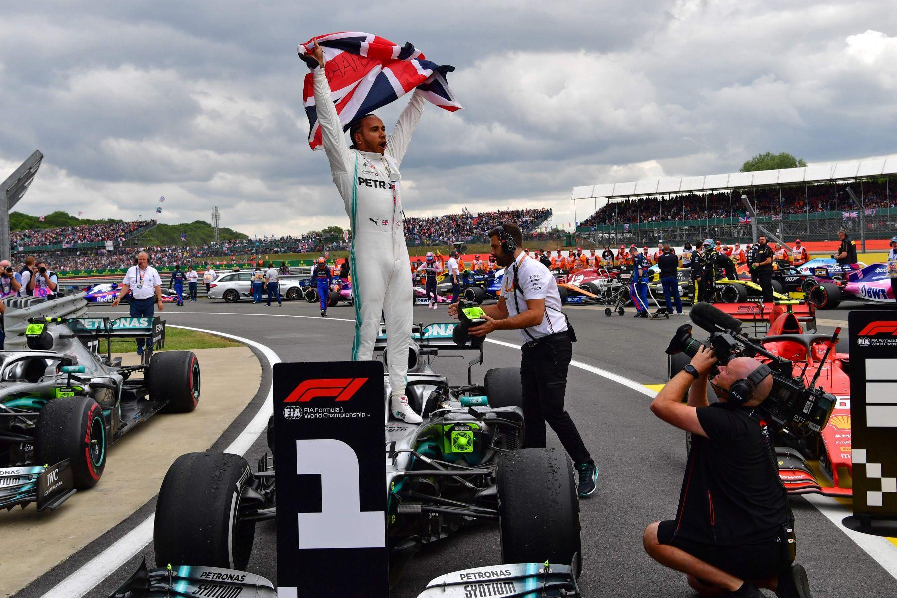 formula 1 Grand Prix Inggris 2020