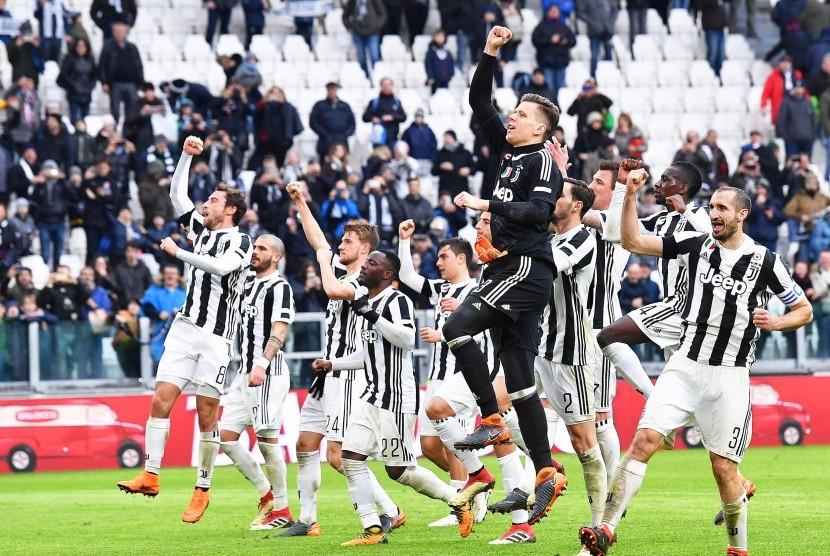 juventus pemimpin klasemen Liga Italia 2019-2020