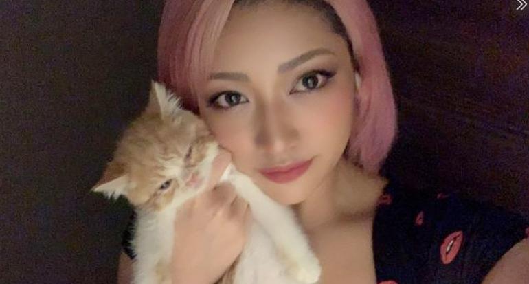 postingan Hana Kimura