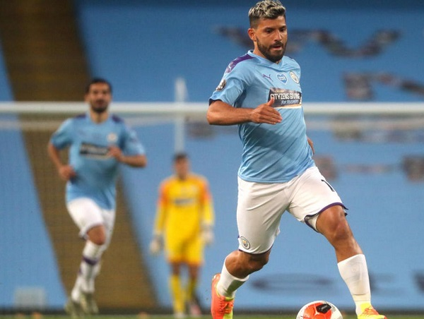 Aguero Akan Pergi Ke Barcelona Untuk Penyembuhan Cedera