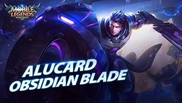 Alucard – Obsidian Blade