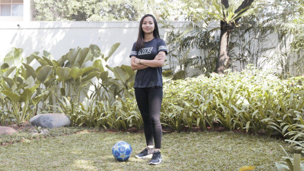 pemain bola wanita Indonesia