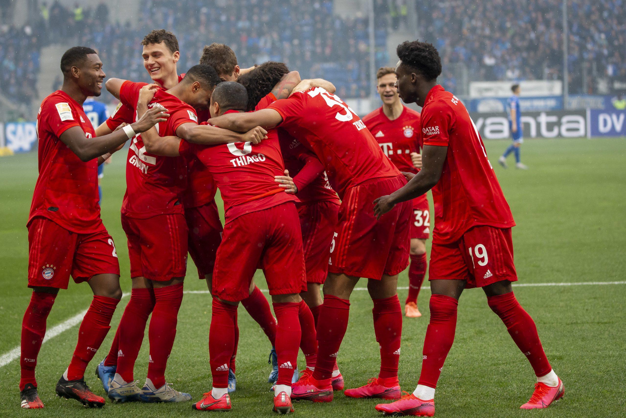 juara Liga Jerman 2019-2020
