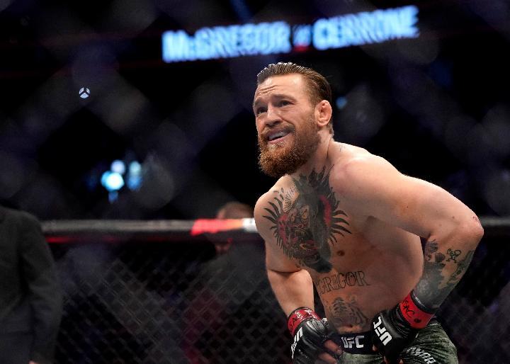 Conor McGregor kecewa dengan UFC