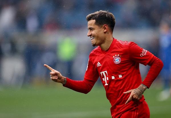 Coutinho Berharap Bisa Kembali Ke Liga Premier