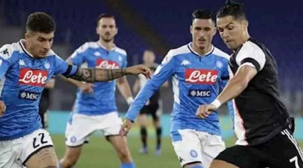 Dewa Sepakbola Hargai Kerja Keras Napoli Dengan Title Coppa Italia