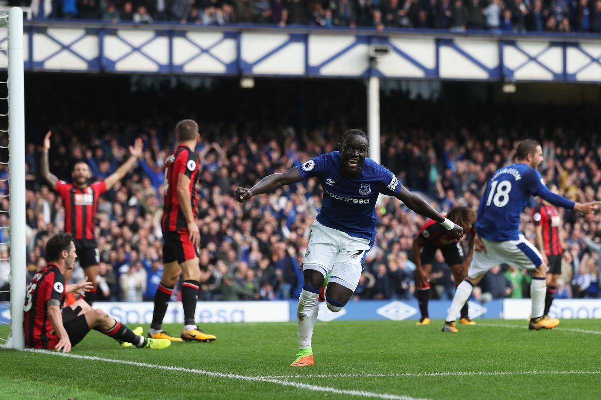 Everton vs AFC Bournemouth