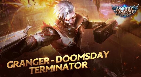 Granger – Doomsday Terminator