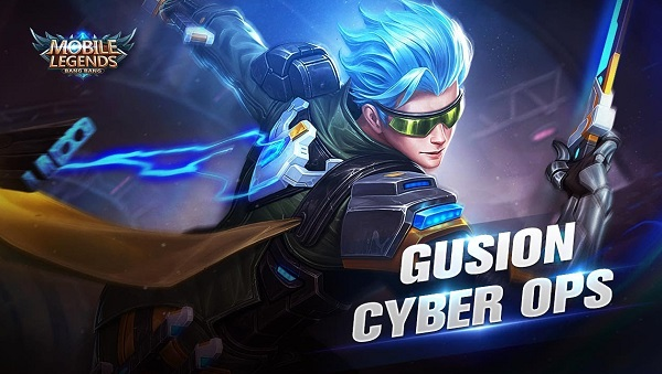 Gusion – Cyber Ops