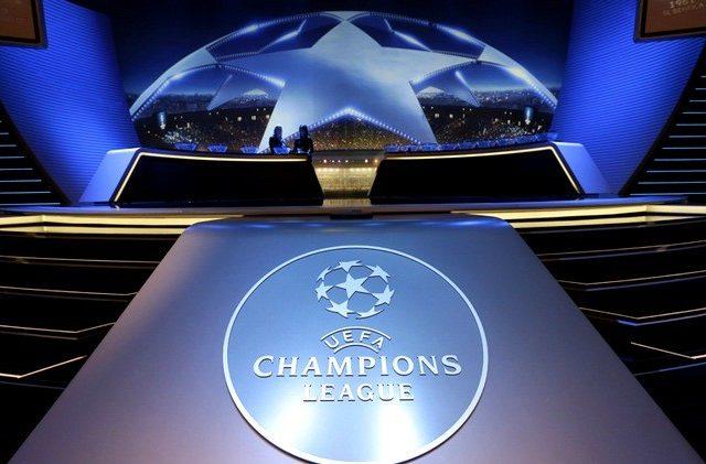 Jadwal Liga Champion 2019-2020