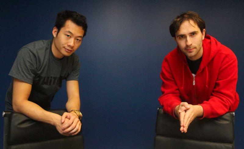 Justin Kan dan Emmett Shear