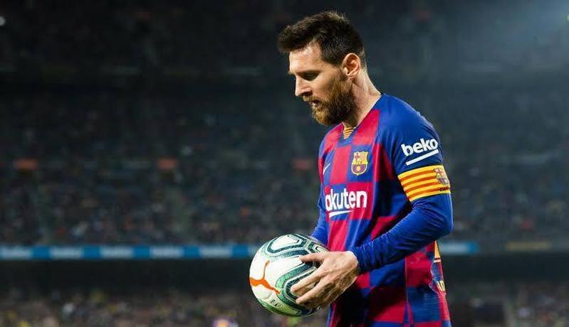 Lionel Messi, nyawa Barcelona
