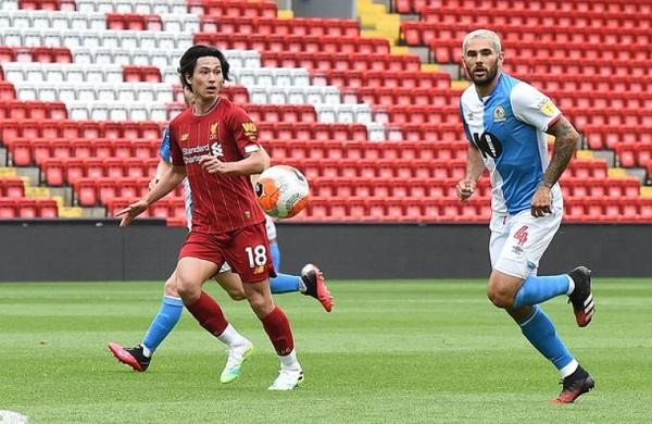 Liverpool Tundukkan Blackburn Rovers Di Laga Persahabatan