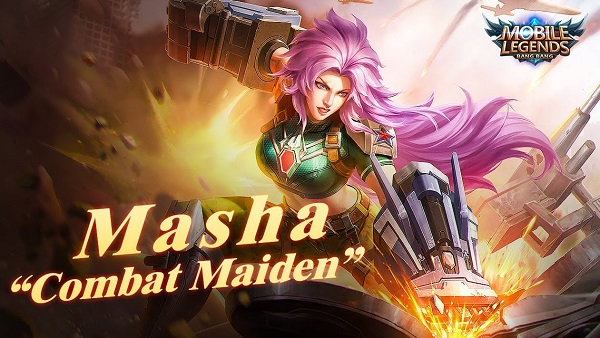 Masha – Combat Maiden