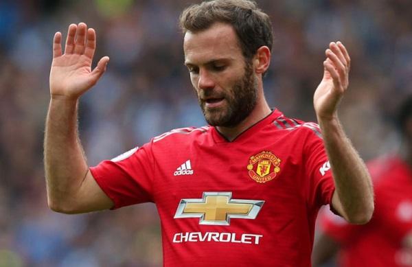Mata Akui Masih Belum Terbiasa Tampi Bersama Manchester United