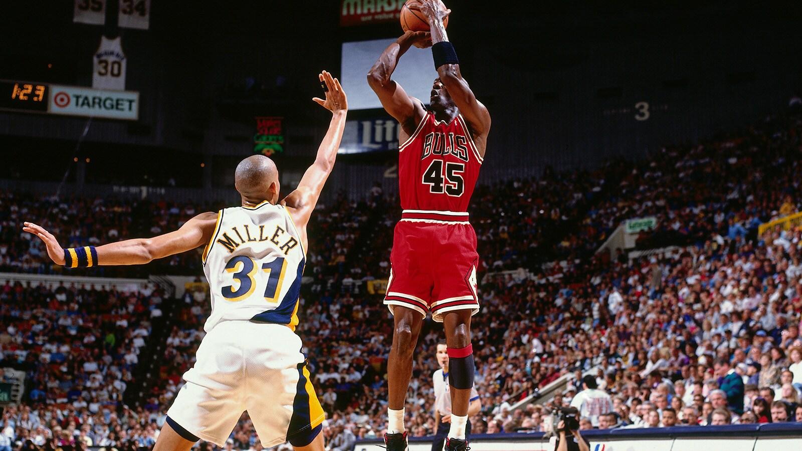 Michael Jordan, legenda basket