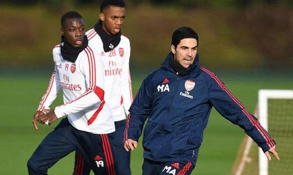 Parlor Sebut Arsenal Perlu Bertaruh Di Bursa Transfer