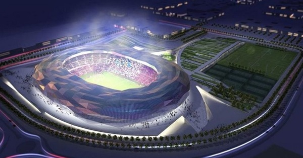 Qatar Resmikan Stadion Education City Untuk Piala Dunia 2022