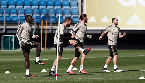Real Madrid Tidak Bermain di Bernabeu Saat La Liga Kembali