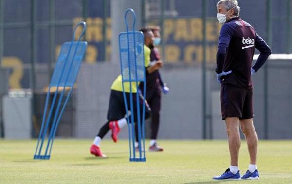 Saat La Liga Kembali Real Madrid Tidak Bermain di Bernabeu