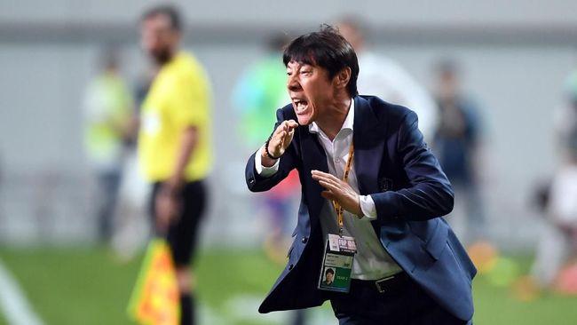 Shin Tae Yong, pelatih timnas Indonesia