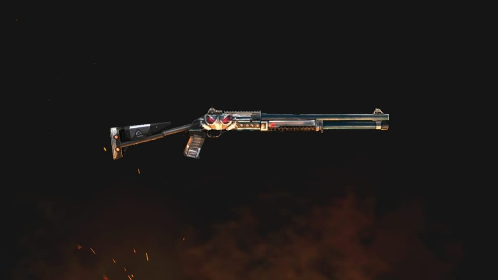 Skin M1014 Tanah free fire