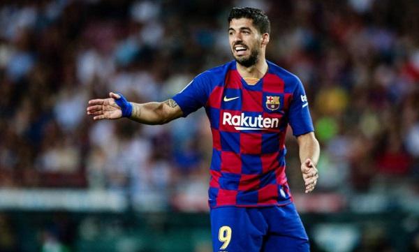 Suarez Mencetak Gol Di Barcelona Saat La Liga Kembali