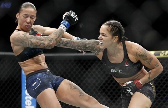 atlet UFC, Amanda Nunes