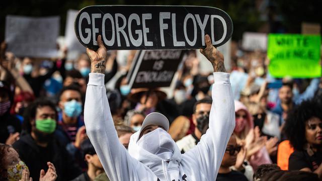 atlet dunia beri suara dukung George Floyd