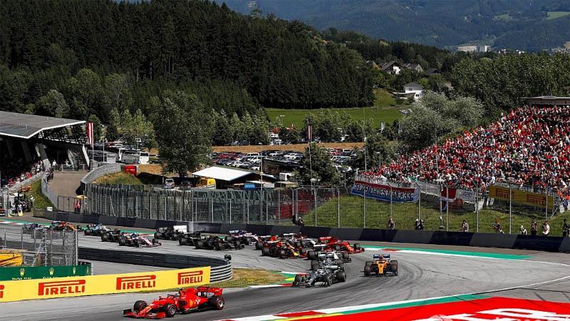 jadwal Formula 1 2020