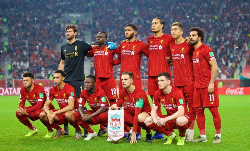 juara Liga Inggris 2019-2020