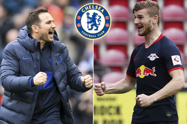 timo werner pindah ke Chelsea