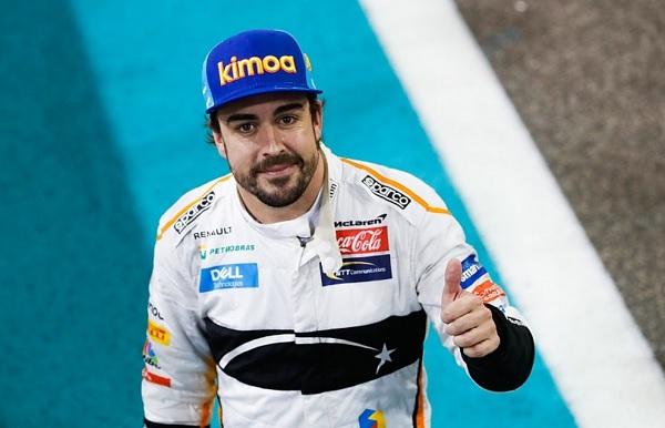 Alonso Targetkan Juara Dunia