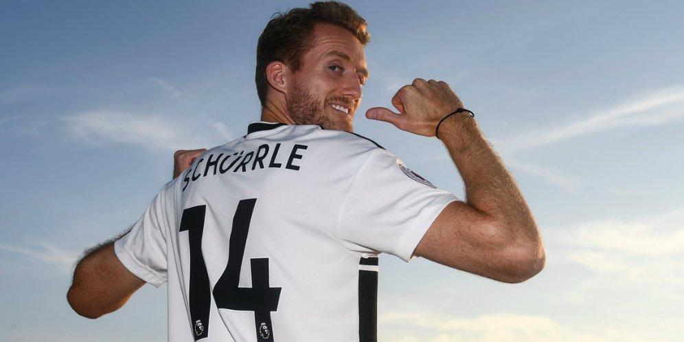 Andre Schurrle resmi pensiun