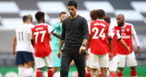 Arsenal Menambah Catatan Buruk Di Ajang Liga Premier