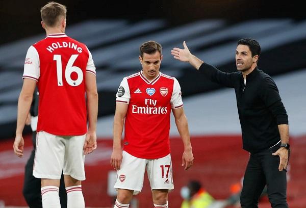 Arsenal Menambah Catatan Buruk Di Liga Premier