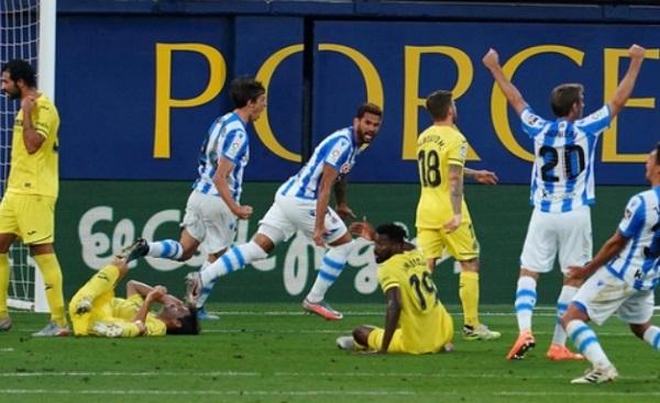 Assist Chukwueze Tidak Bisa Menolong Villarreal Menuju Kualifikasi Liga Champions