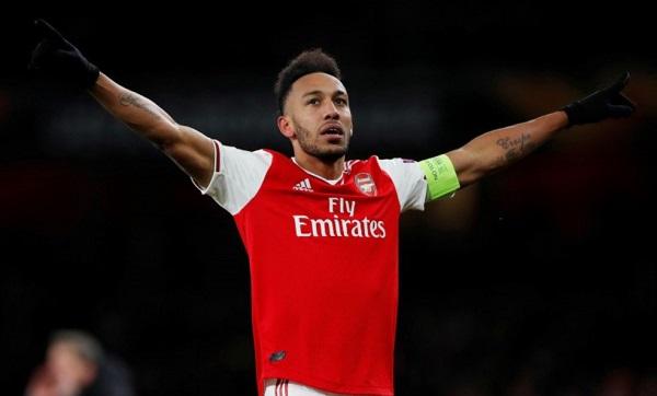 Aubameyang Belum Mendapat Kontrak Baru Dari Arsenal