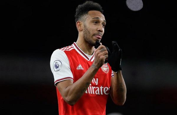 Aubameyang Masih Belum Mendapat Kontrak Baru Dari Arsenal