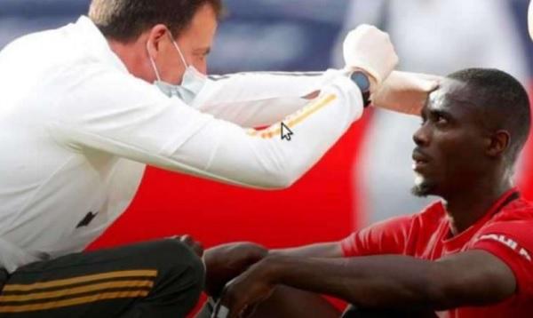 Bailly Menenangkan Para Fans Yang Khawatir Dengan Cederanya