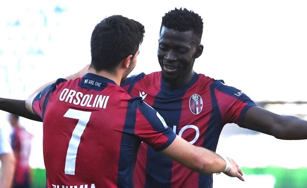 Barrow Cetak Gol Kemenangan Bologna
