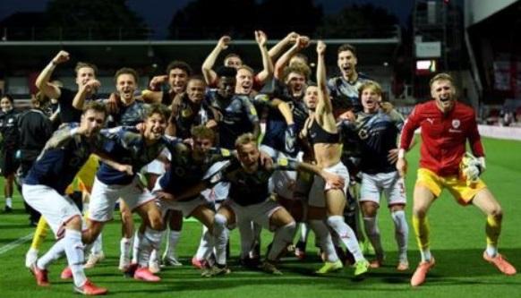 Brentford Menutup Jalur Promosi Liga Premier