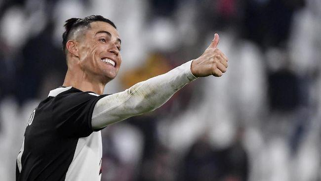 Cristiano Ronaldo raih rekor baru