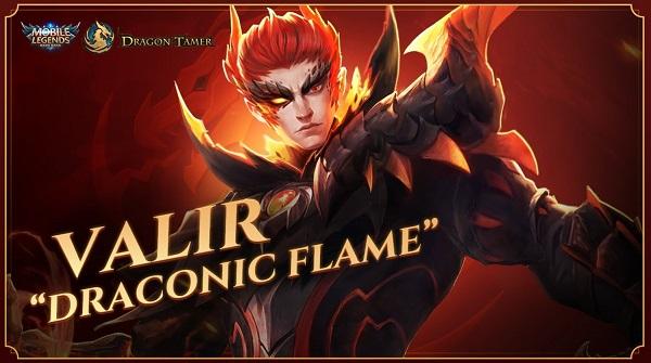Dragonic Flame Valir