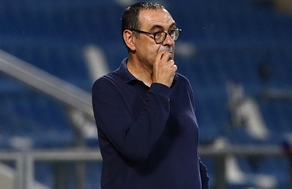 Inkonsisten Juventus Buat Sarri Bingung