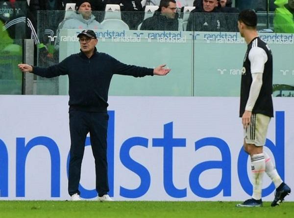 Inkonsisten Juventus Membuat Sarri Bingung