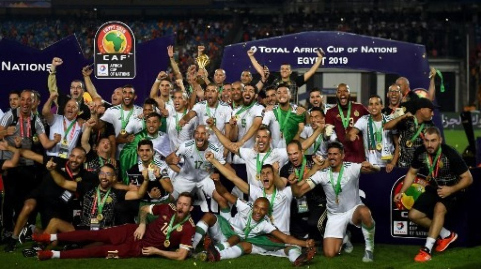 Jadwal Piala Afrika 2021